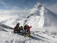 Поход по Центральной Камчатке с восхождением на вулкан Ключевская сопка 4850 метров - КСП Спутник