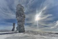 Лыжный поход на плато Маньпупунёр в марте 2022 года - КСП Спутник