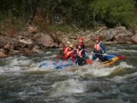 Сплав по 3 рекам Башкирии: Большой и Малый Инзер, Лемеза с 1 по 9 мая 2021 года - КСП Спутник